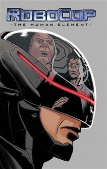 ROBOCOP HUMAN ELEMENT TP