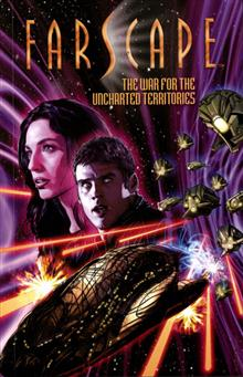 FARSCAPE TP VOL 07