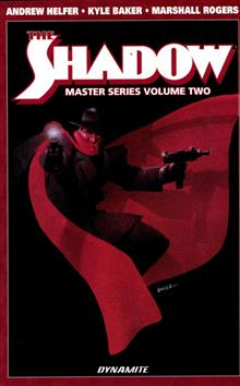 SHADOW MASTER SERIES TP VOL 02 (MR)