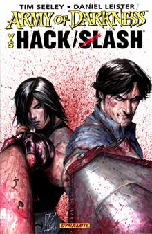 ARMY OF DARKNESS VS HACK SLASH TP