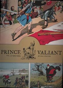 PRINCE VALIANT HC VOL 09 1953-1954