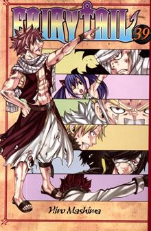 FAIRY TAIL GN VOL 39