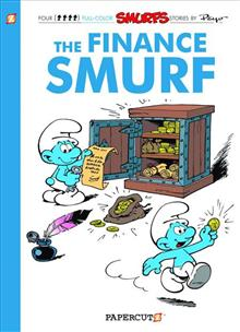 SMURFS GN VOL 18 FINANCE SMURF (C: 0-0-1)