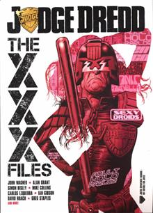 US JUDGE DREDD XXX FILES TP (MR)