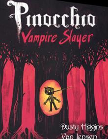 PINOCCHIO VAMPIRE SLAYER GN COMPLETE ED (MR)