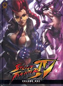 STREET FIGHTER IV HC VOL 01 WAGES OF SIN