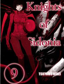 KNIGHTS OF SIDONIA GN VOL 09