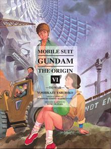 MOBILE SUIT GUNDAM ORIGIN HC VOL 06