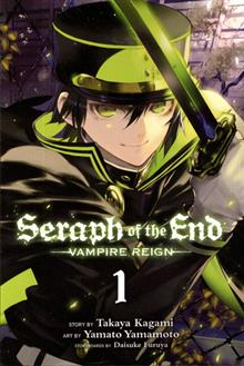 SERAPH OF END GN VOL 01 VAMPIRE REIGN