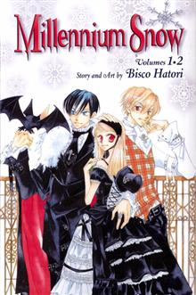 MILLENNIUM SNOW 2IN1 TP VOL 01