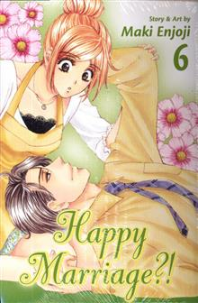 HAPPY MARRIAGE GN VOL 06 (MR)