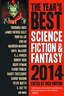 YEARS BEST SCIENCE FICTION & FANTASY SC 2014 ED