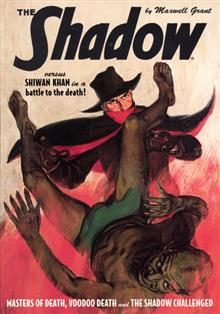 SHADOW DOUBLE NOVEL VOL 85 MASTERS OF DEATH