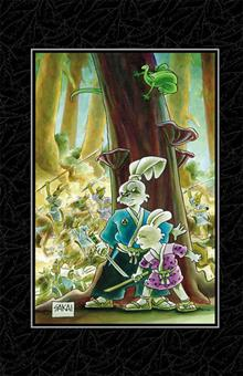 Usagi Yojimbo Saga Ltd Ed HC Vol 04 (C: 0-1-2)