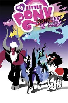 MY LITTLE PONY FIENDSHIP IS MAGIC TP