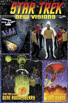 STAR TREK NEW VISIONS TP VOL 02