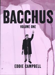 BACCHUS OMNIBUS ED GN (MR)