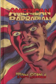 AMERICAN BARBARIAN COMP SERIES HC