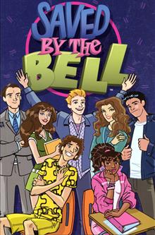 SAVED BY THE BELL TP VOL 01