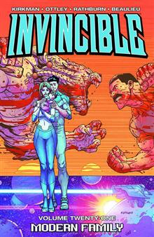 INVINCIBLE TP VOL 21