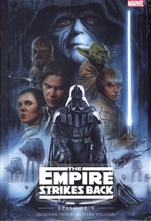 STAR WARS EPISODE V HC EMPIRE STRIKES BACK