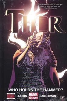 THOR PREM HC VOL 02 WHO HOLDS HAMMER