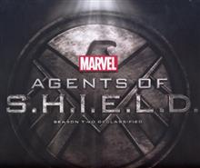 Marvels Agents Shield Season Two Declassified Slipcase HC