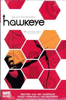 HAWKEYE HC VOL 02
