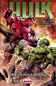 HULK TP VOL 03 OMEGA HULK BOOK 02