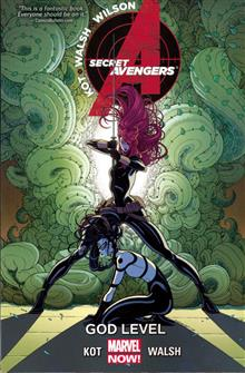 SECRET AVENGERS TP VOL 03 GOD LEVEL