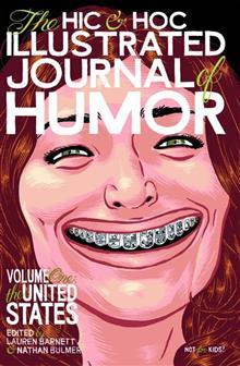 HIC HOC JOURNAL OF HUMOR VOL 01 UNITED STATES (MR)