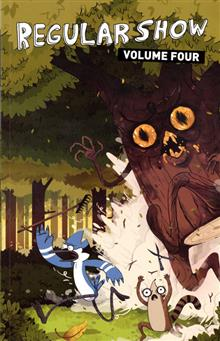 REGULAR SHOW TP VOL 04