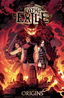 PATH OF EXILE TP VOL 01 ORIGINS