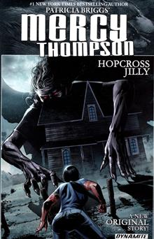 MERCY THOMPSON HOPCROSS JILLY HC