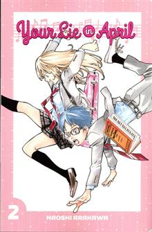 YOUR LIE IN APRIL GN VOL 02