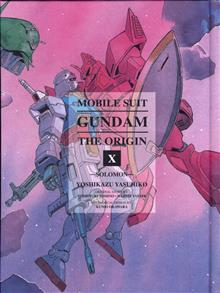 MOBILE SUIT GUNDAM ORIGIN HC VOL 10