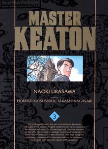 MASTER KEATON GN VOL 03