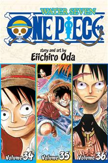 ONE PIECE 3IN1 TP VOL 12