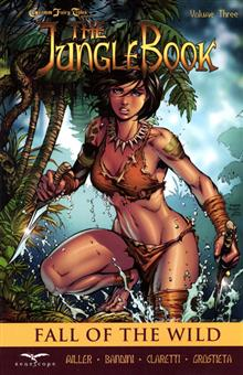 GFT JUNGLE BOOK TP VOL 03 FALL OF THE WILD