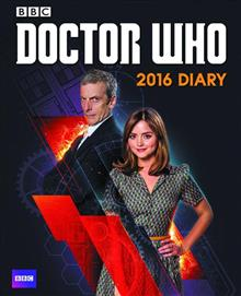 DOCTOR WHO DIARY 2016 PX ED