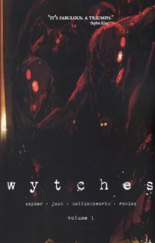 Wytches TP Vol 01 DCBS Ex Var