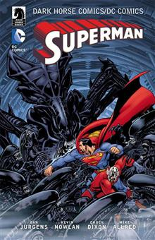DARK HORSE COMICS DC SUPERMAN COMPLETE TP