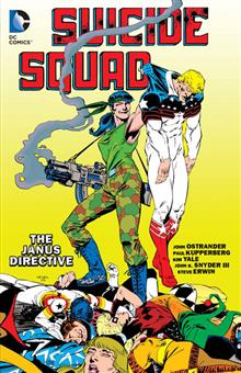 SUICIDE SQUAD TP VOL 04 THE JANUS DIRECTIVE