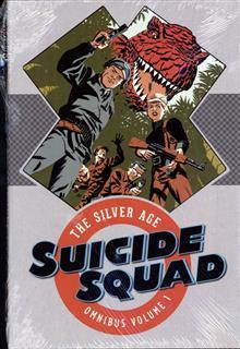 SUICIDE SQUAD THE SILVER AGE OMNIBUS HC