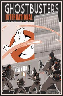 GHOSTBUSTERS INTERNATIONAL TP