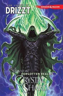 DUNGEONS & DRAGONS LEGEND OF DRIZZT TP VOL 04 CRYSTAL SHARD