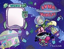 LUNA THE VAMPIRE TP VOL 01 GRUMPY SPACE