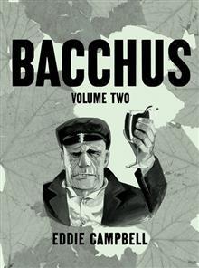 BACCHUS OMNIBUS ED GN VOL 02