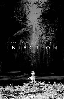 IMAGE GIANT SIZED ARTISTS PROOF ED INJECTION #1 (MR)
