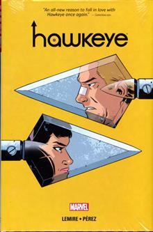 HAWKEYE HC VOL 03